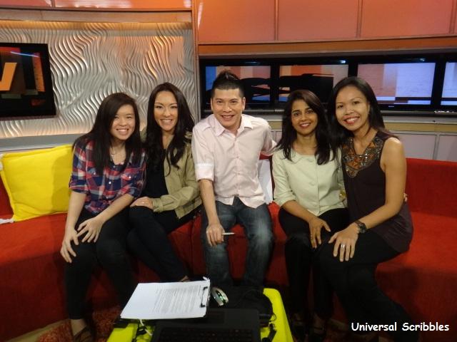 Look Incredible On TV – Celebrity Advice By Andrea De Cruz