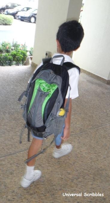 Singapore school kids