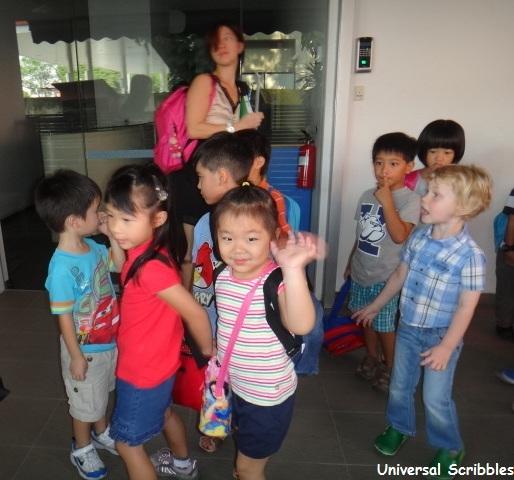 Kindergarten nursery and preschoolers singapore