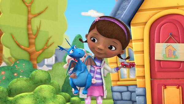 Disney animation series