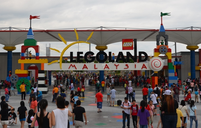 Family Friendly Theme Park Asia