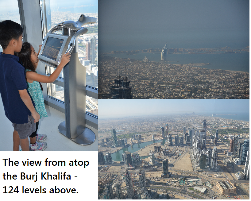 World's Tallest Tower Dubai Building