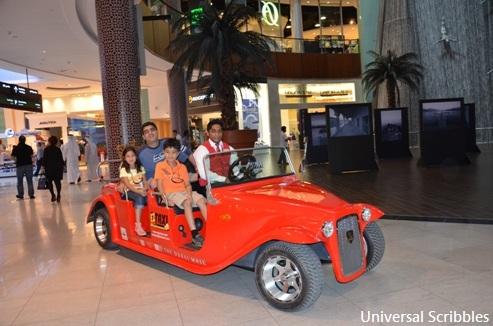 World's largest Mall Dubai Shopping