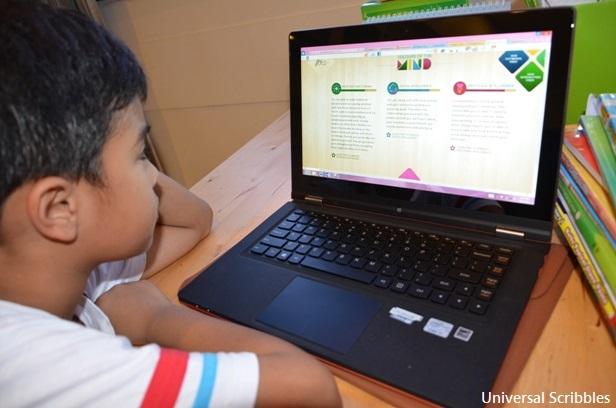 Singapore Kids Psychology survey