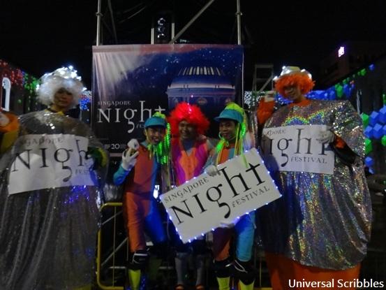 Night Lights Free Event