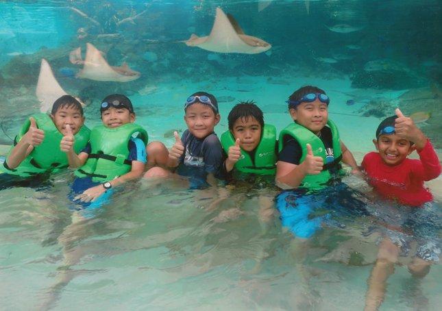 Theme Park Singapore Kids