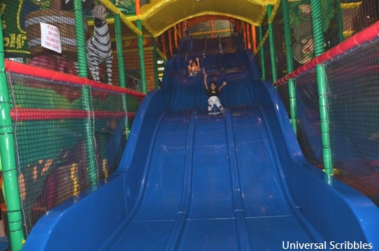 Singapore Indoor Playground