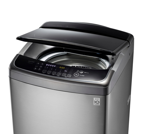 LG products warm wash machine