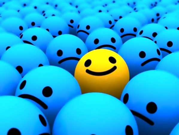 smile positive
