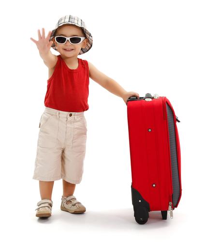 Kids Travelling