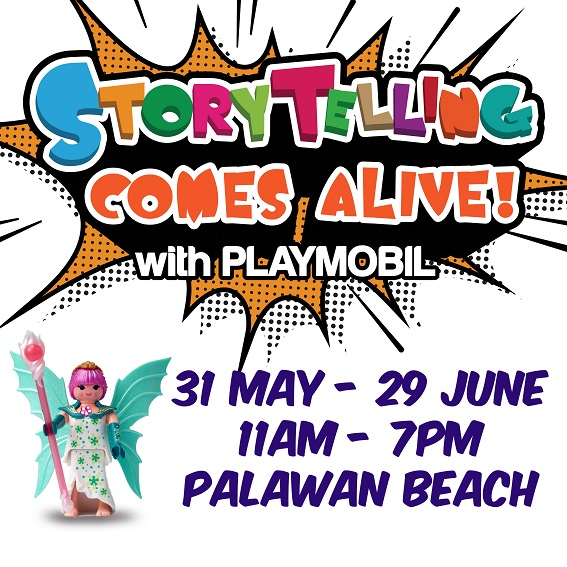 Storytelling Comes Alive with Playmobile