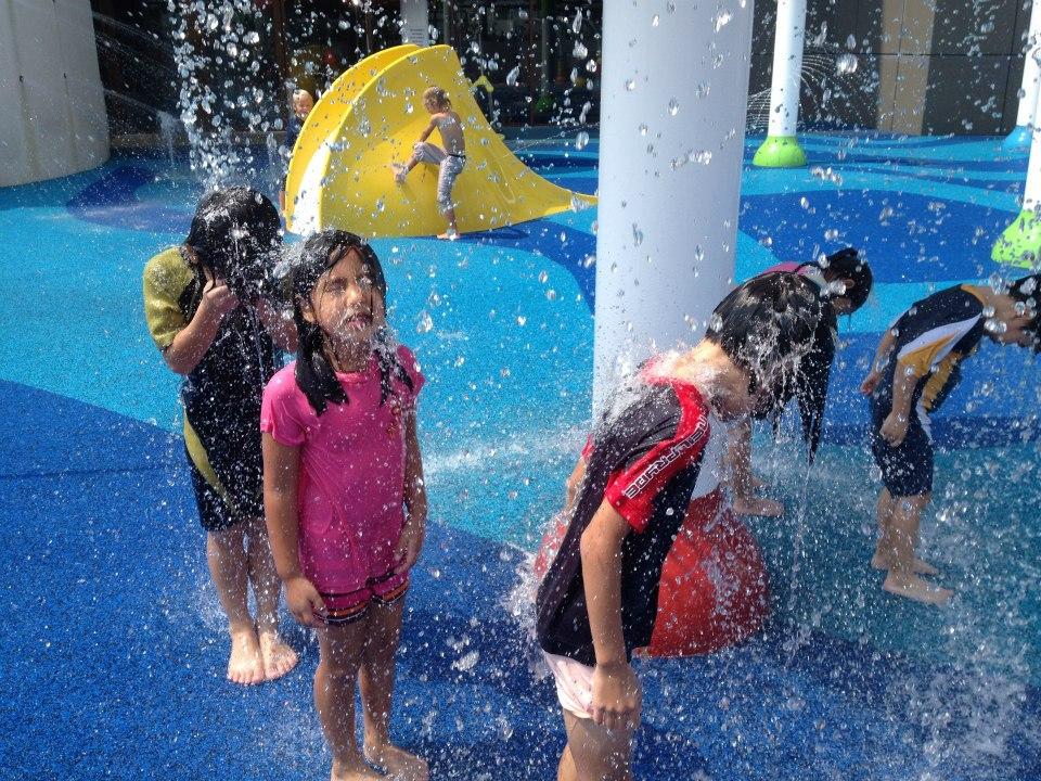 Wet Playground @ i12 Katong