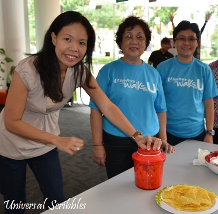 Tupperware Cooking Session (43)