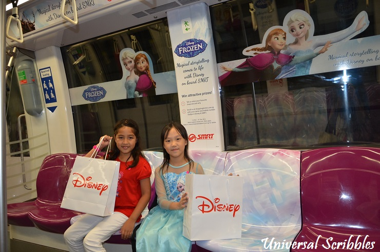 Disney SMRT Collaboration Singapore