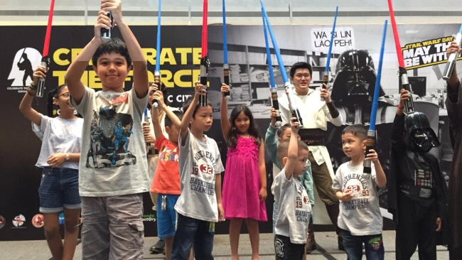Star Wars Celebrate The Force