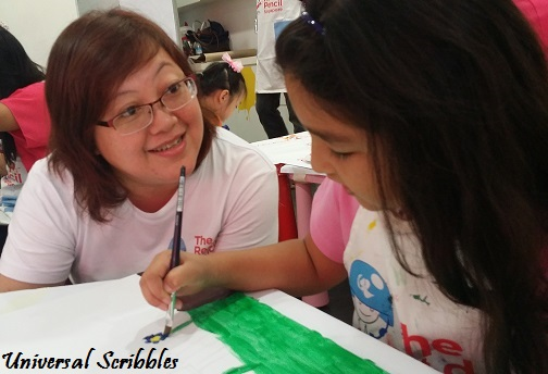 The Red Pencil Art Therapy Workshop