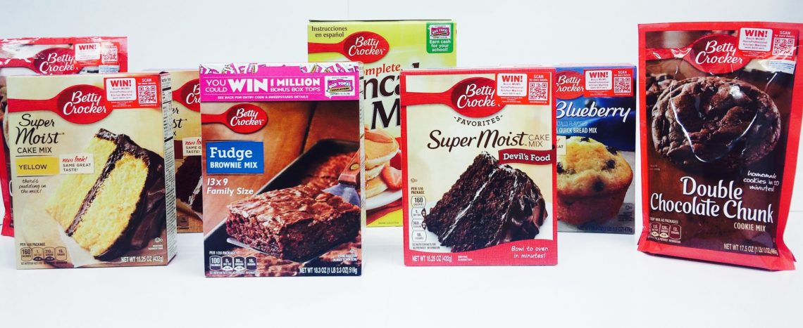 Betty Crocker's World's Largest Cupcake & Gift Sets Giveaway