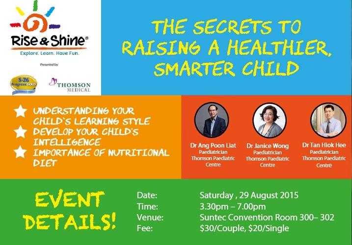 The Secrets to Raising a Healthier, Smarter Child 2