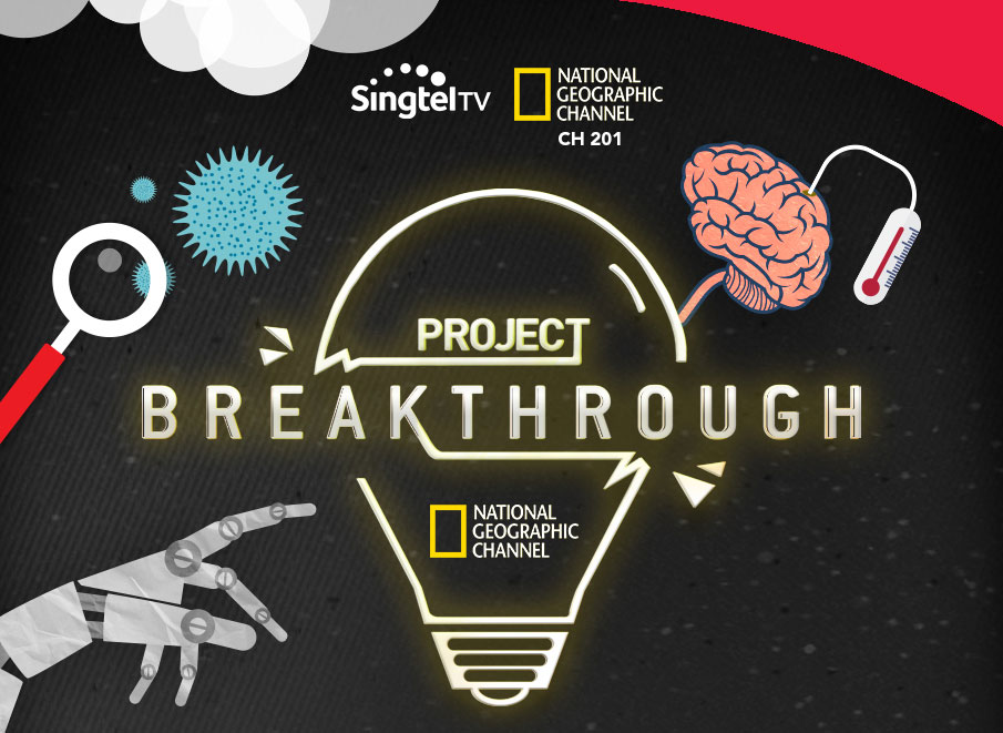Project Breakthrough — A New Science Initiative For 9 to 11 year olds