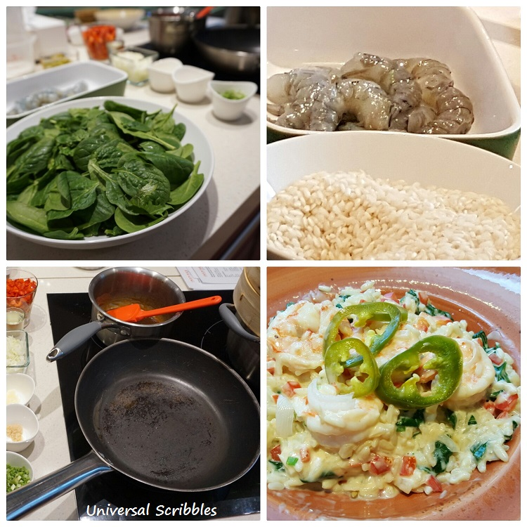 Shrimp & Coconut Risotto With Pickled Jalapeno – INSPIRED BY ANNA ...