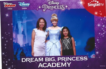 Lessons From Princesses @ The Dream Big Princess Academy