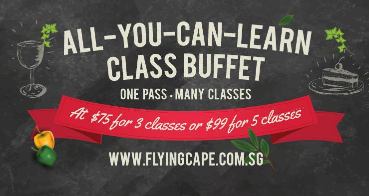 Flying Cape Singapore